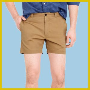 SHORTS & TROUSERS